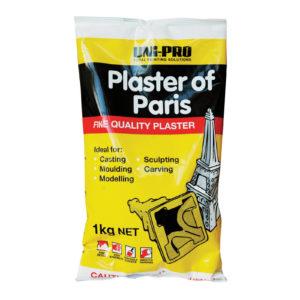 UNi-PRO Plaster of Paris (Molding Plaster)