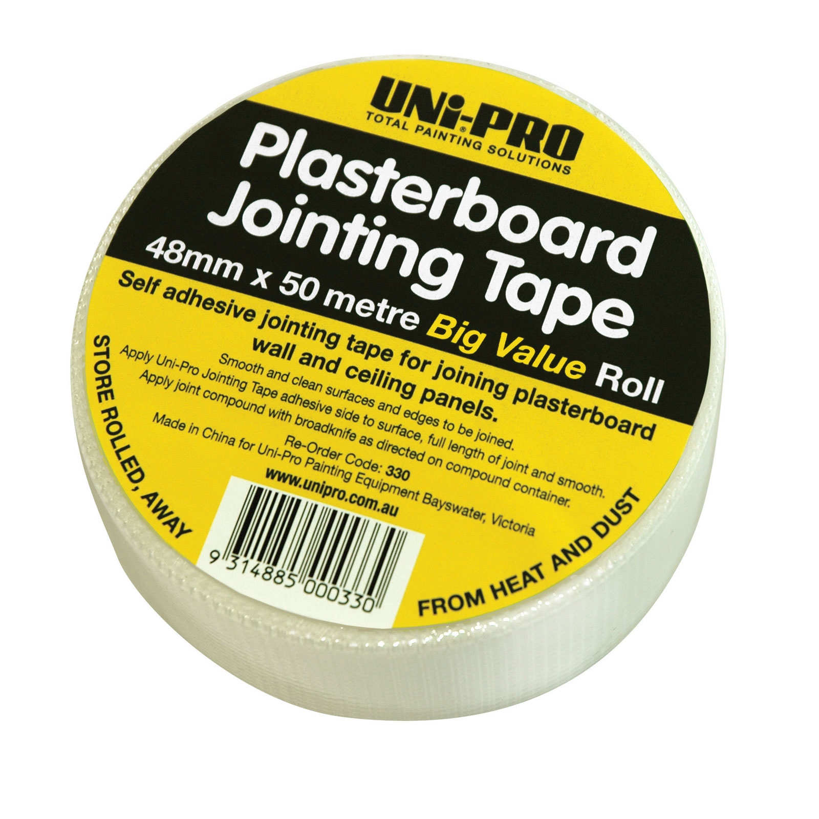 UNi-PRO Plasterboard Jointing Tape
