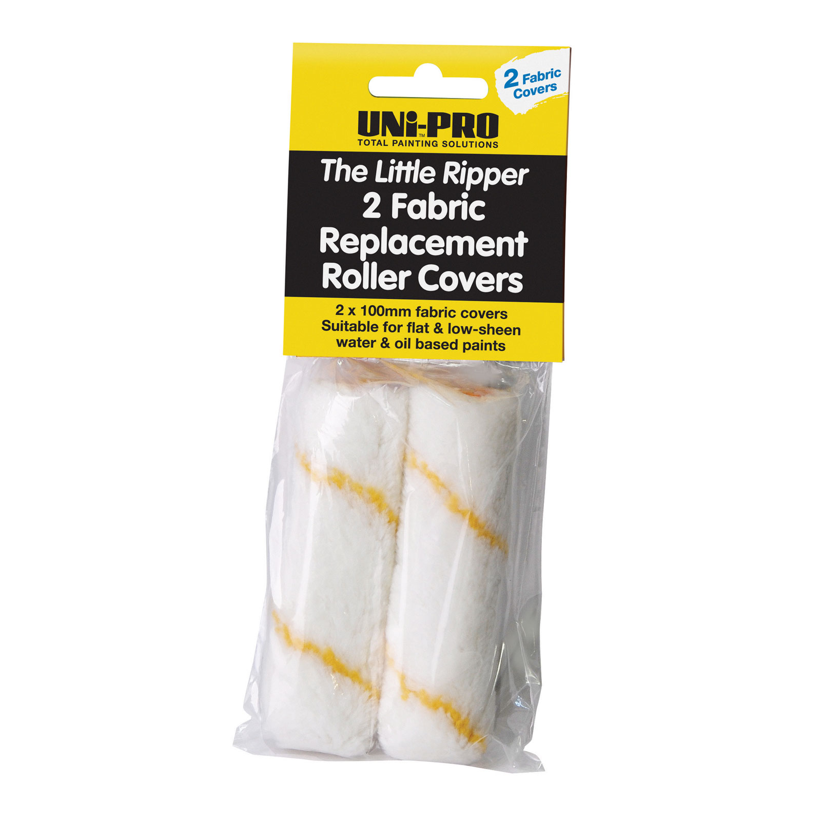 "UNi-PRO ""Little Ripper"" Fabric Covers - 2 Pack"