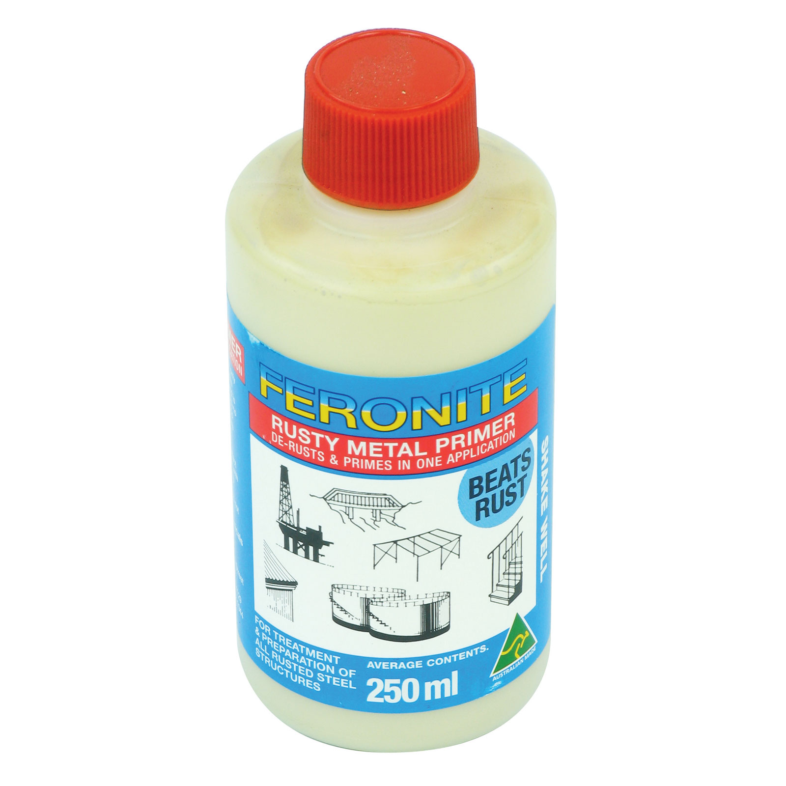 Feronite Rusty Metal Primer & Converter (2 in 1)