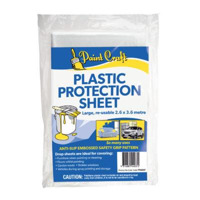 Paint Eze Light Protection Sheet
