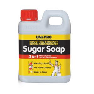 UNi-PRO 3 in 1 Sugar Soap (Concentrate)