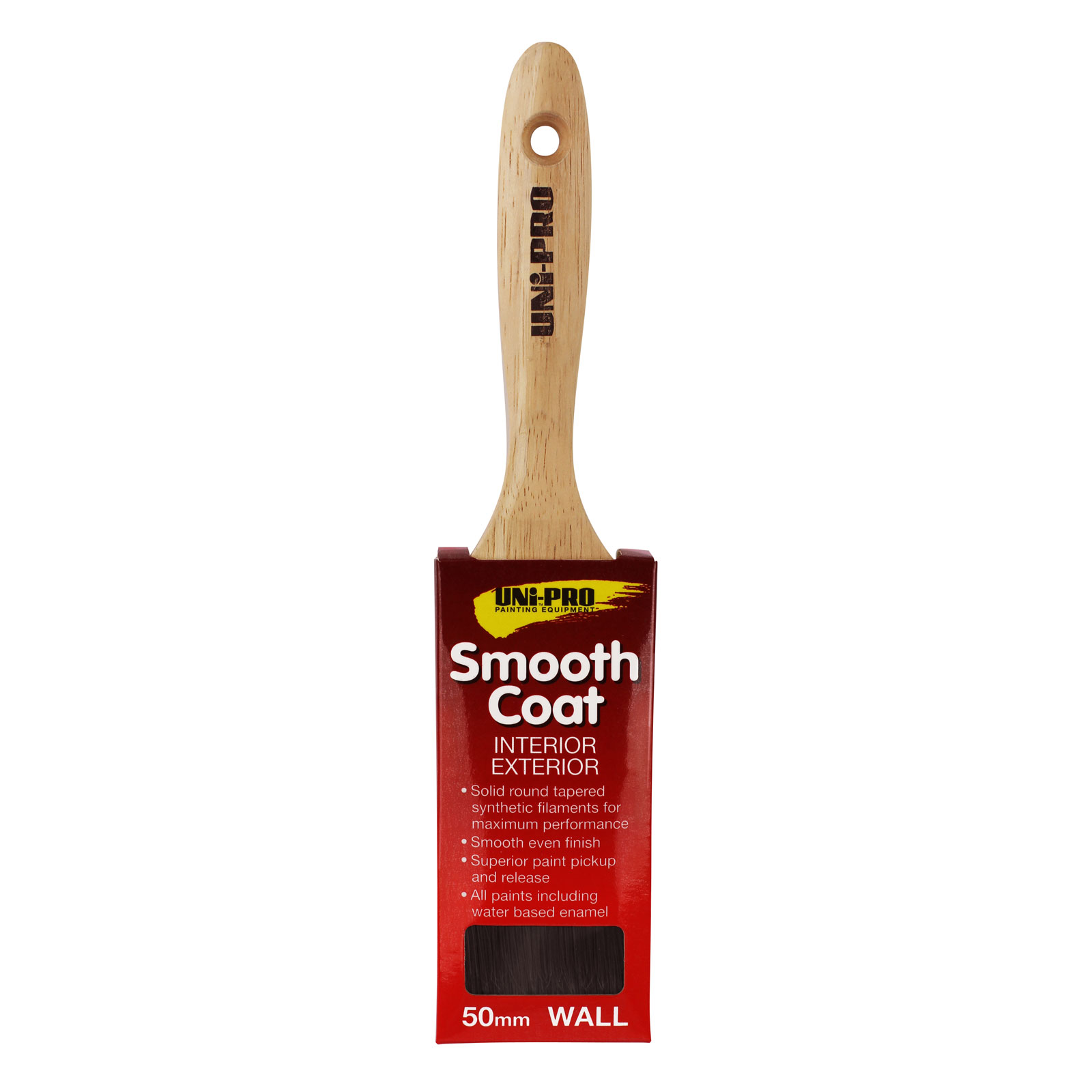 Smooth Coat Synthetic Brush