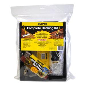 UNi-PRO Complete Decking Kit 7 pce