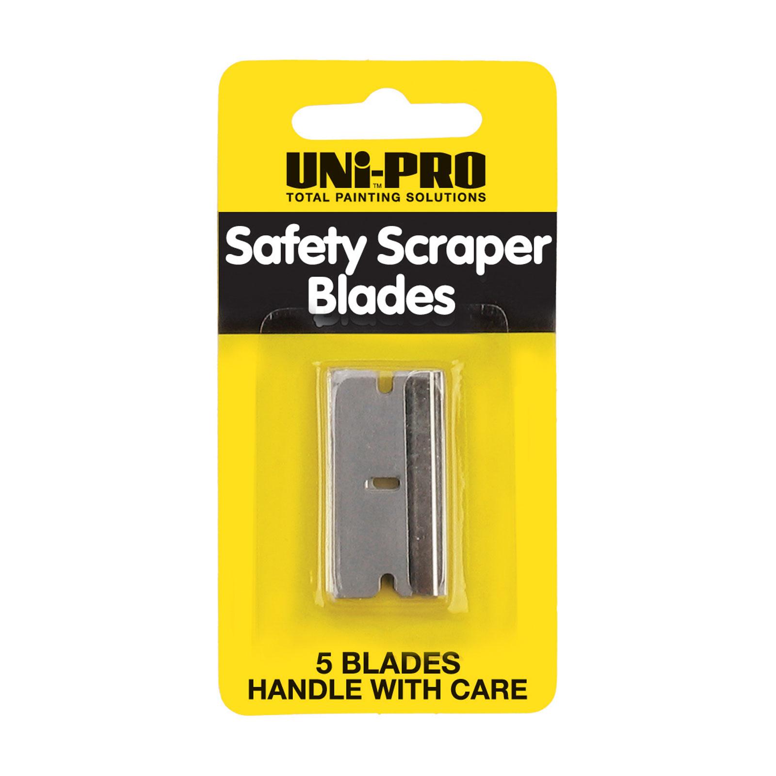UNi-PRO Safety Scraper Repl. Blades