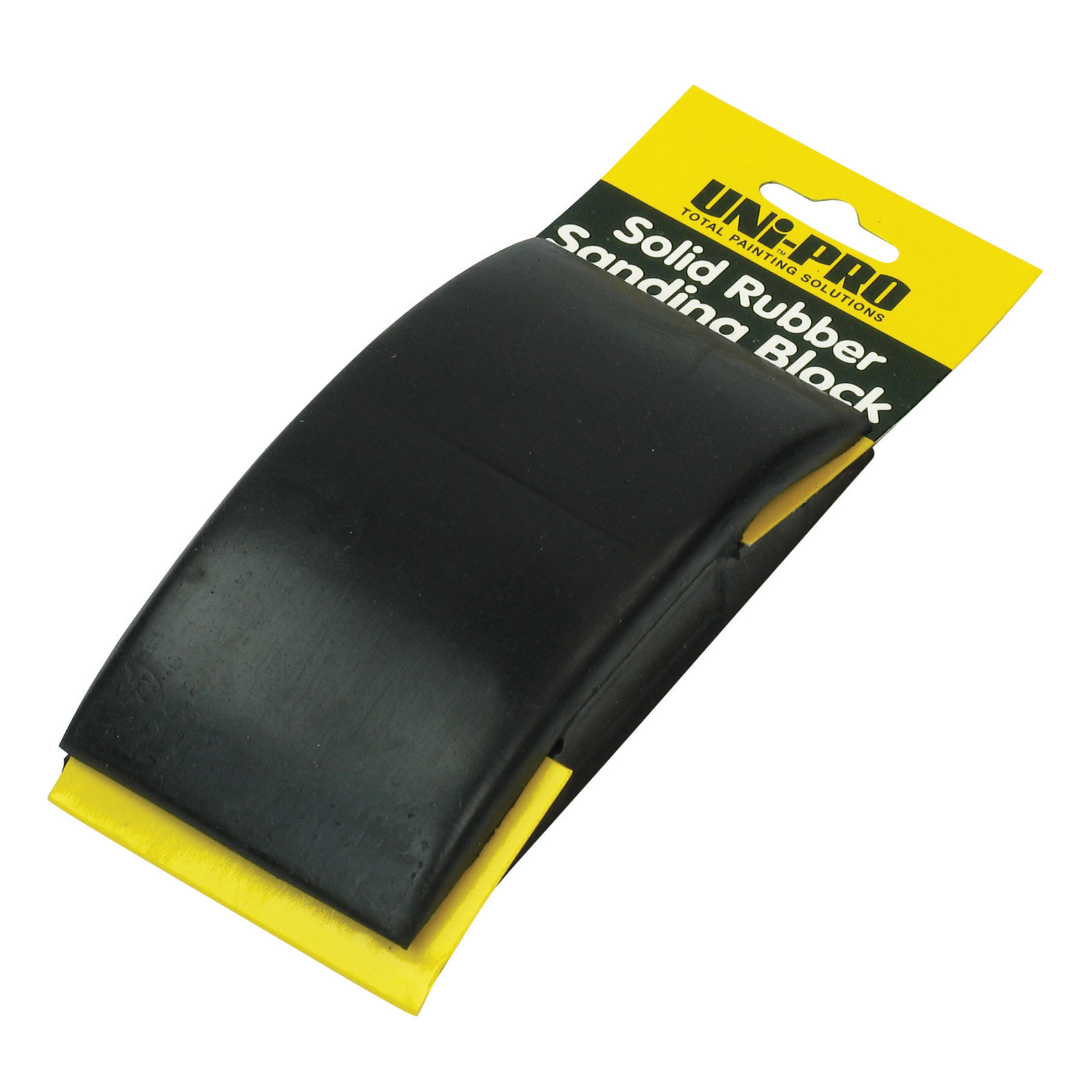 UNi-PRO Rubber Sanding Block Wet & Dry
