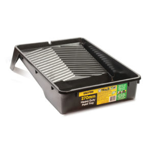 UNi-PRO Heavy duty plastic tray with pourer (suits liners below)