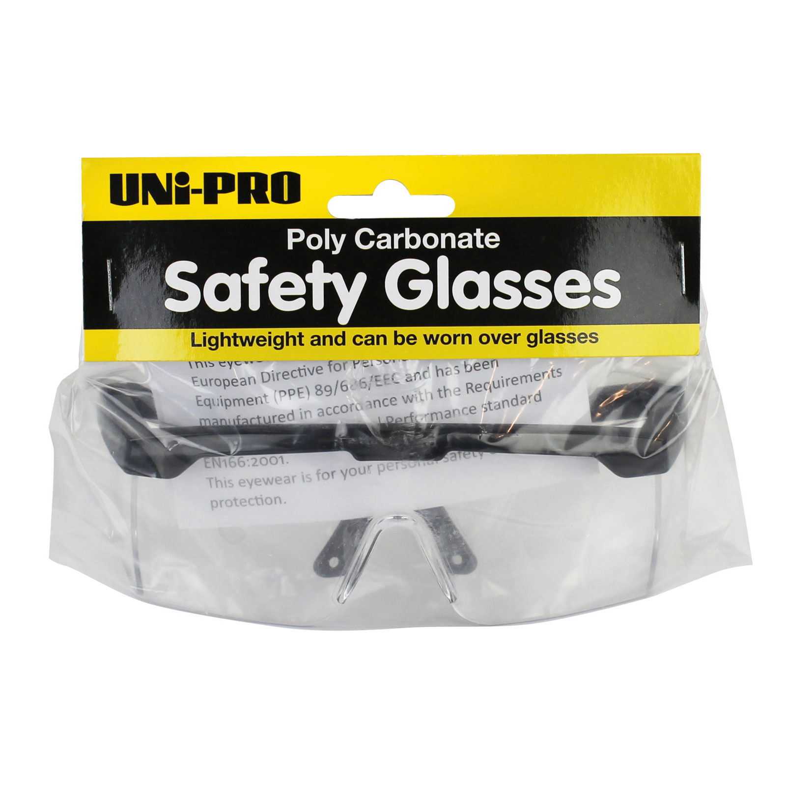 Uni Pro Safety Glasses Unipro