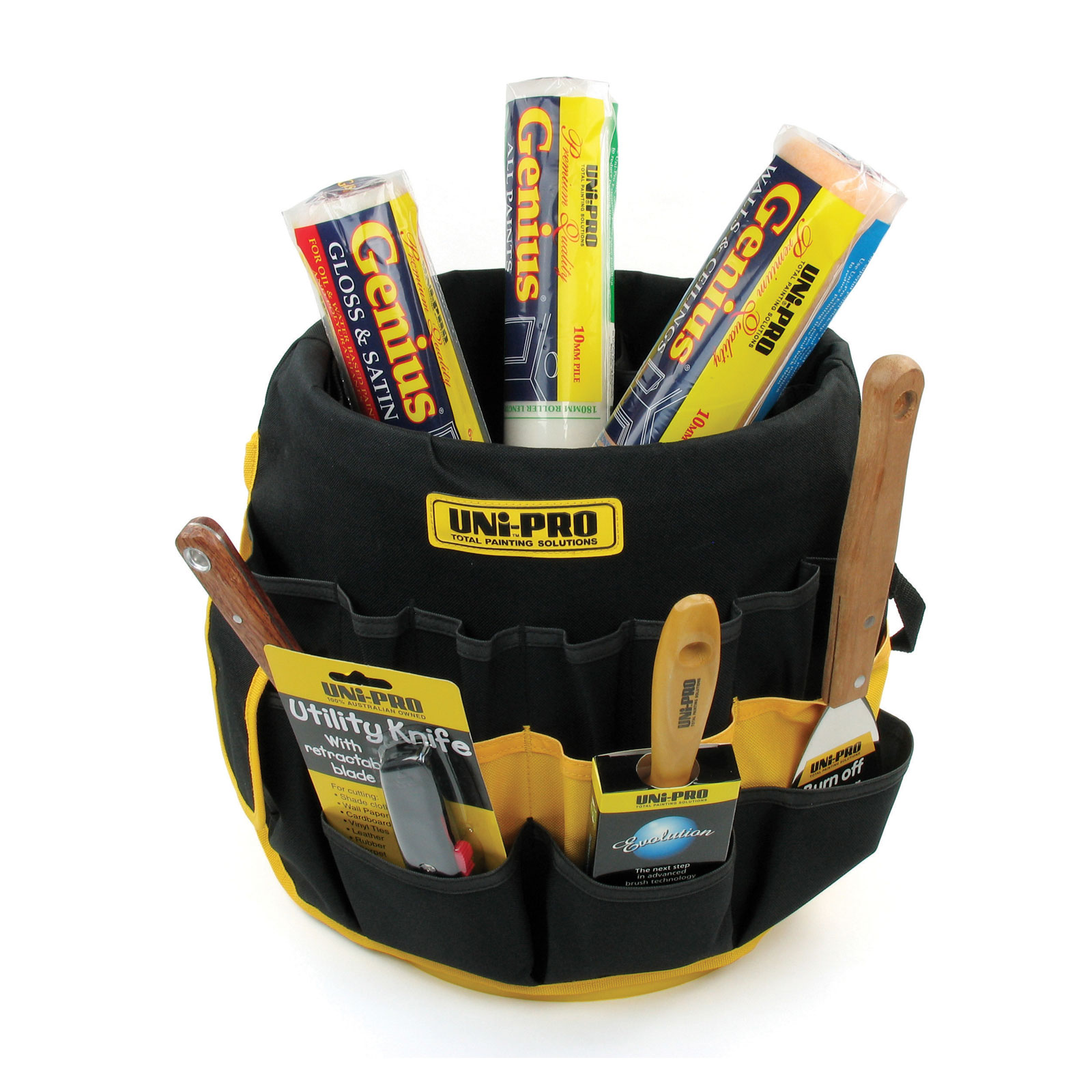 UNi-PRO Canvas Bucket Tool Tidy