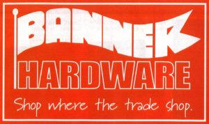 Banner Hardware
