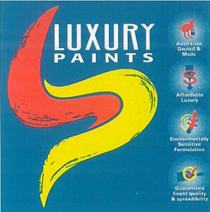 Luxury Paints Logo