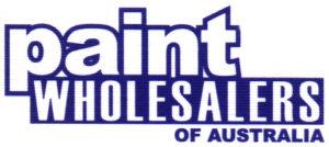 paint wholesalers LOGO
