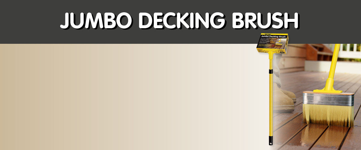 Jumbo Decking Brush Web Slider