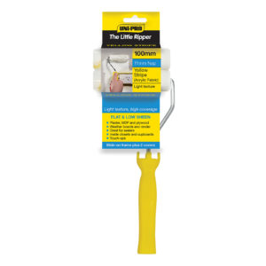 "UNi-PRO ""Little Ripper"" Walls and Ceilings Set - Yellow Stripe"