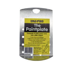 UNi-PRO Paintplate Roller Ramp