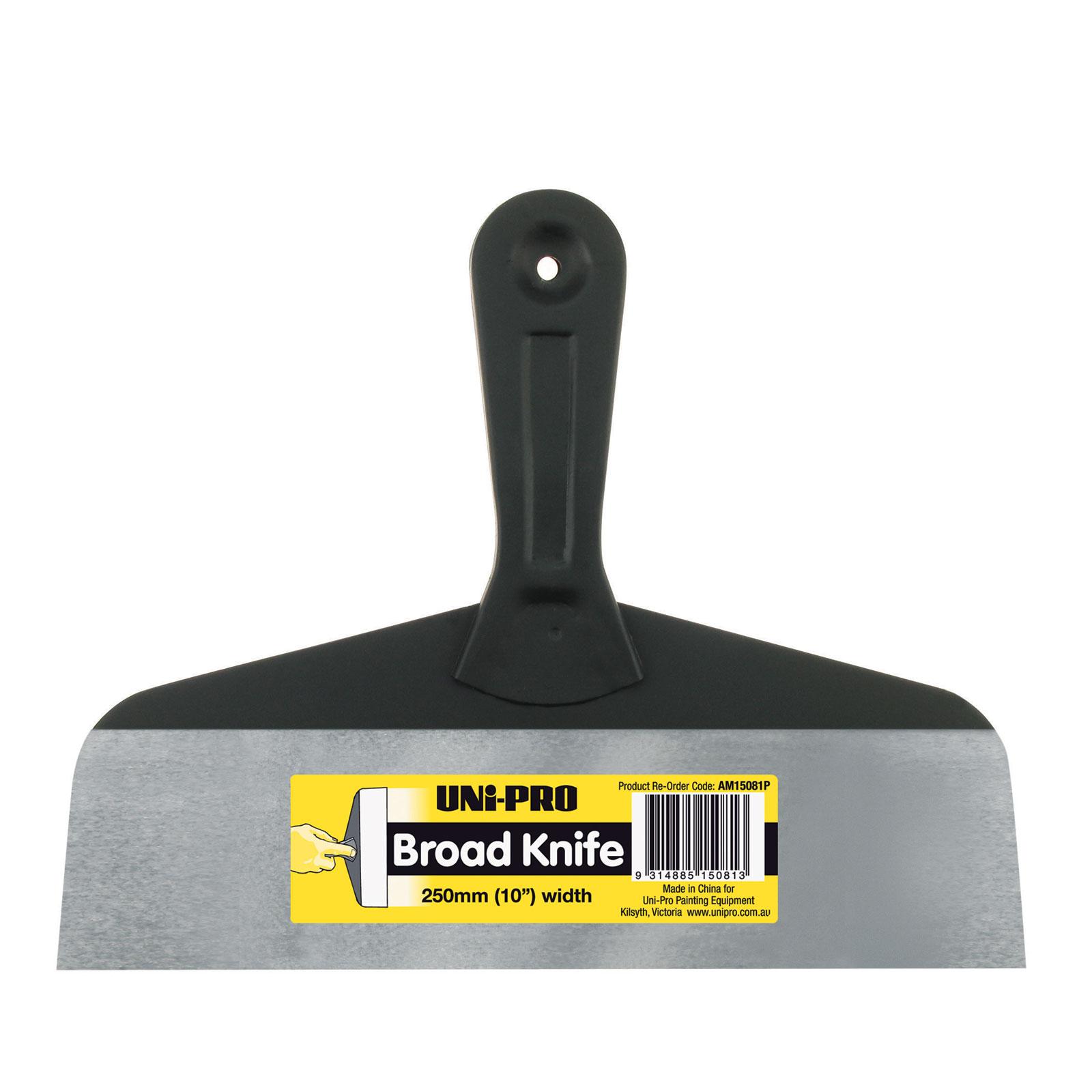 UNi-PRO Broad Knives