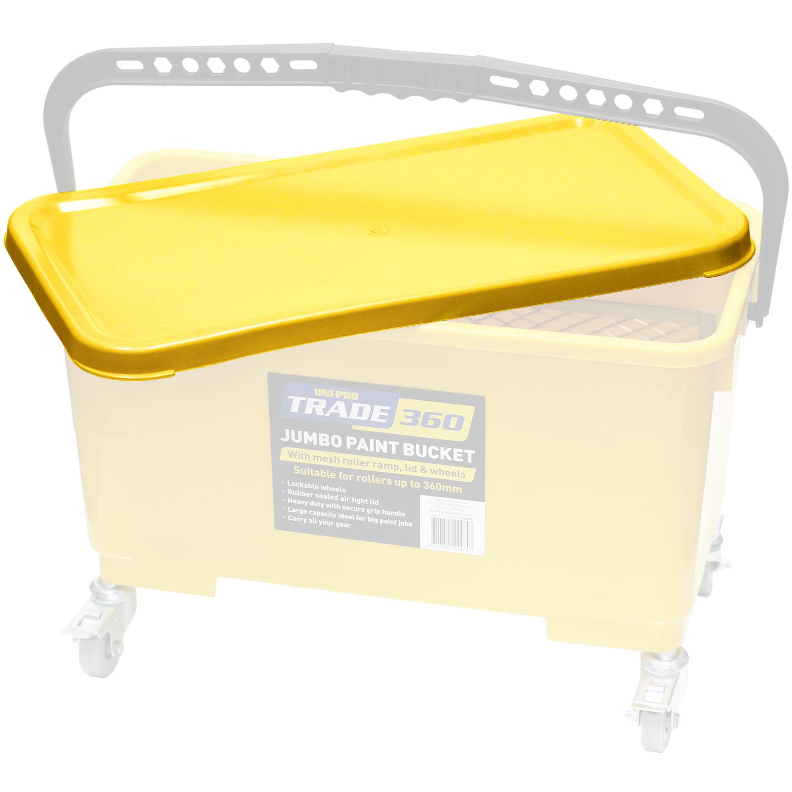 UNi-PRO Jumbo Paint Bucket Airtight Lid