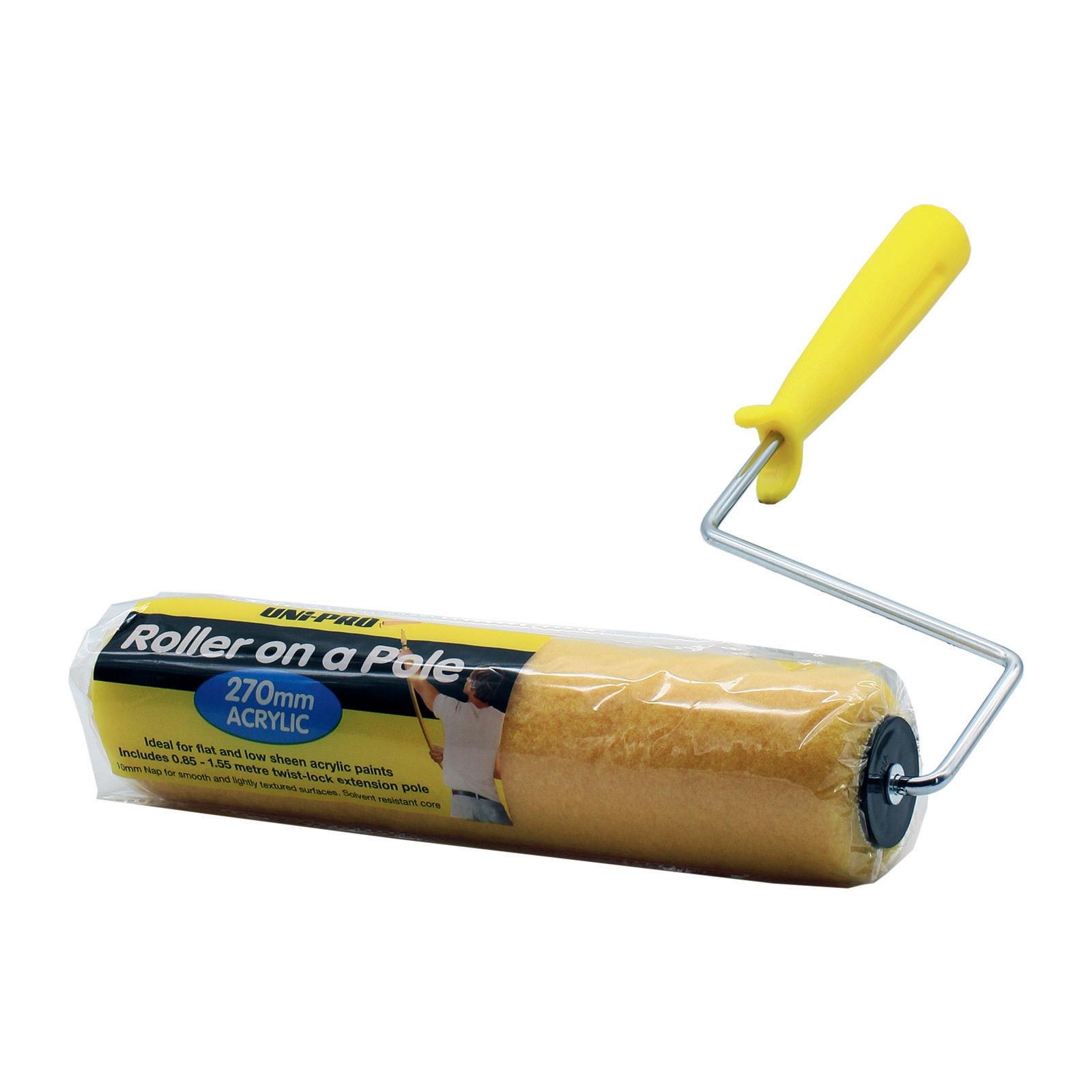 UNi-PRO 270mm Roller on a Pole DIY