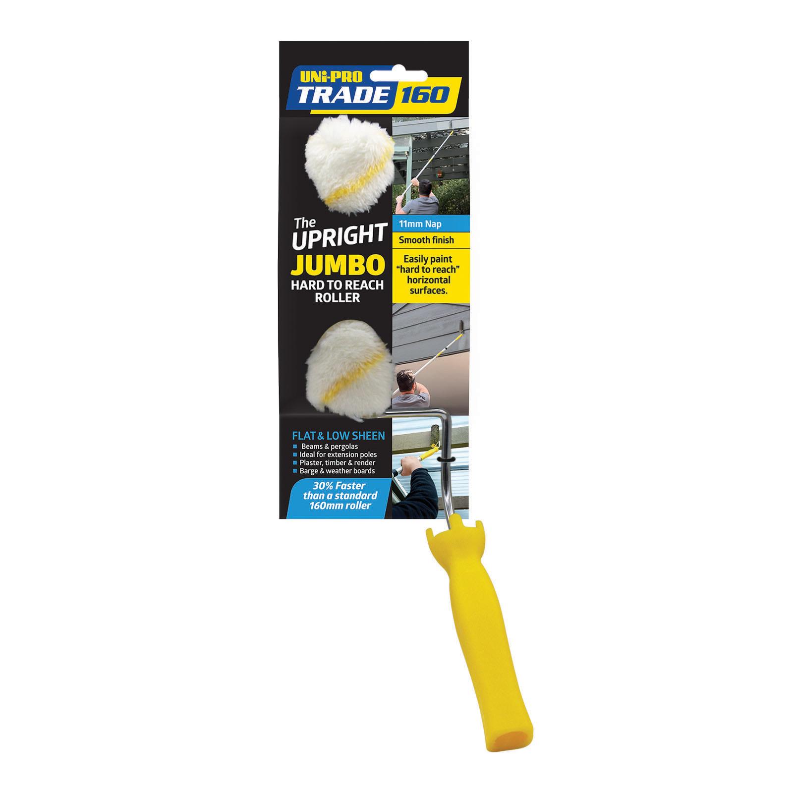 UNi-PRO Trade Upright Jumbo Roller Set - 11mm nap