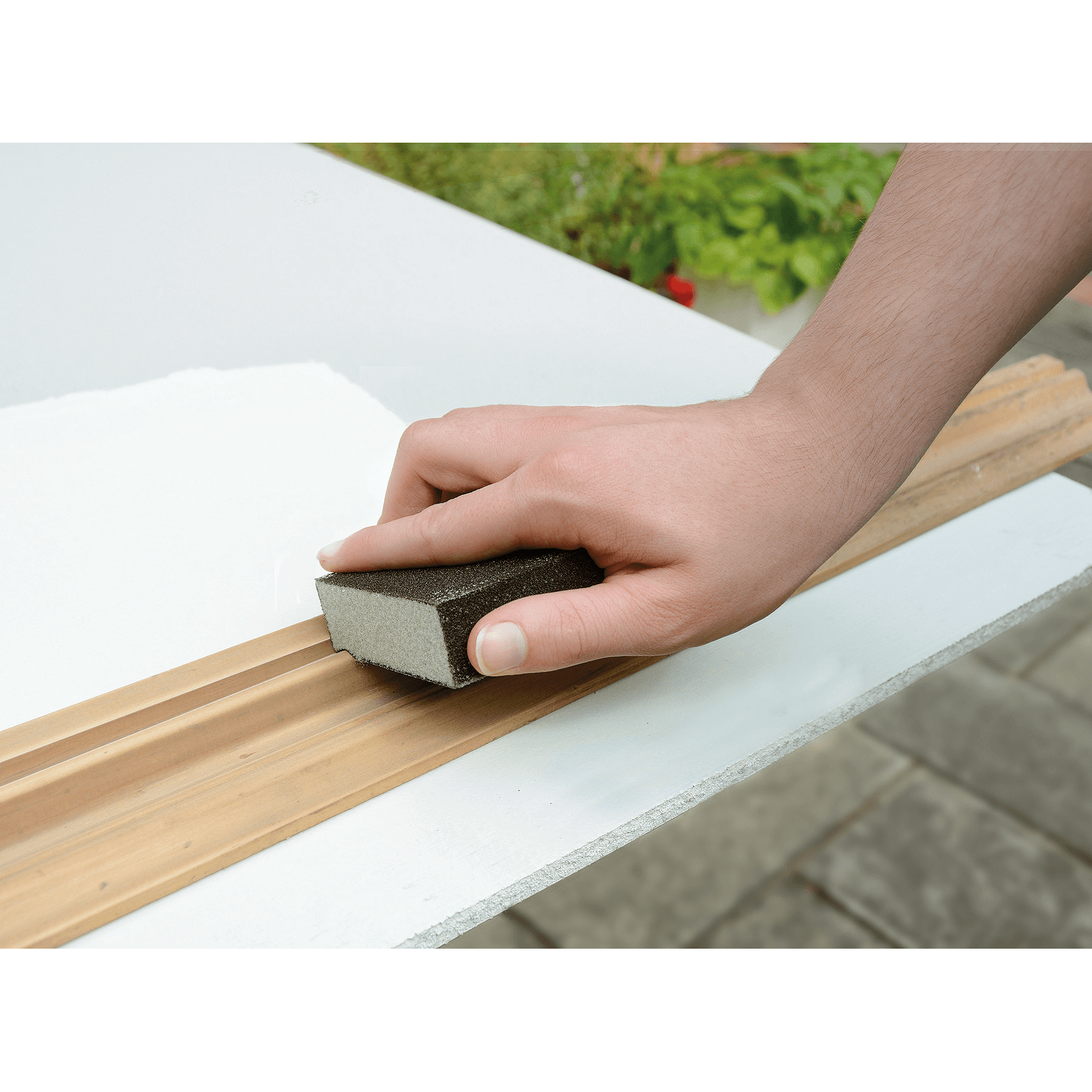 UNi-PRO 2 Flexible Sanding Pads Display of 24 - Fine