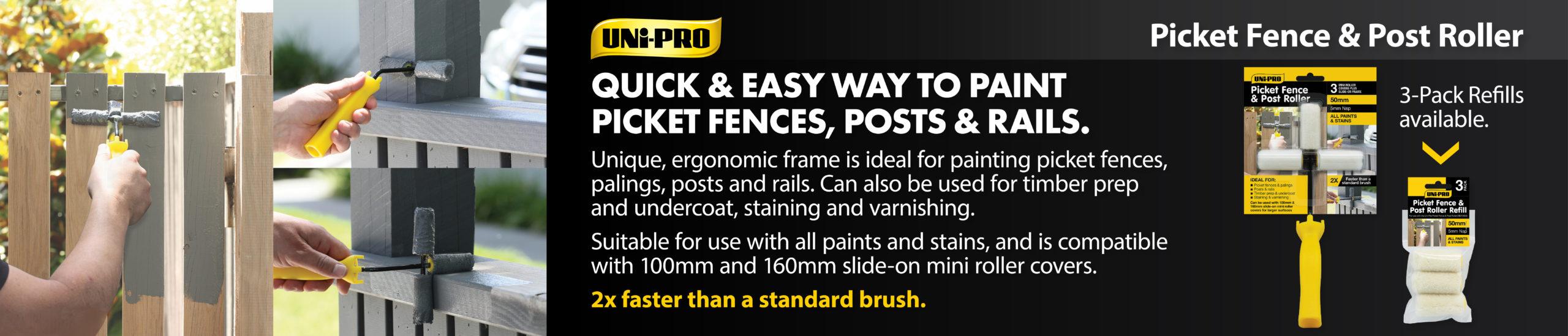 2800x600 Slider - Picket Fence 1