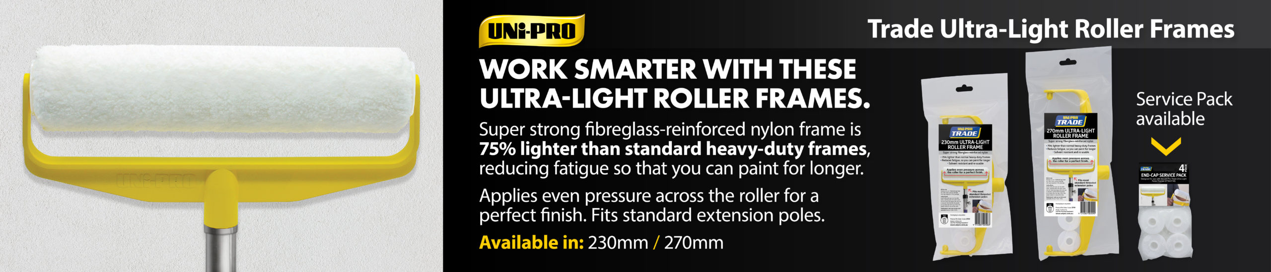 2800x600 Slider - Ultra-Light Frames