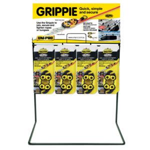 UNi-PRO Grippie Counter Stand Header Card
