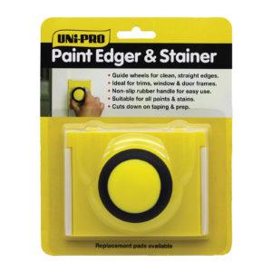 UNi-PRO Paint Pad Edger With Adjustable Wheels